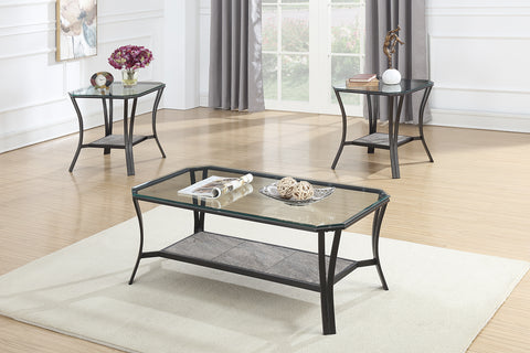 F3146 Living Room 3-Pcs Table Set