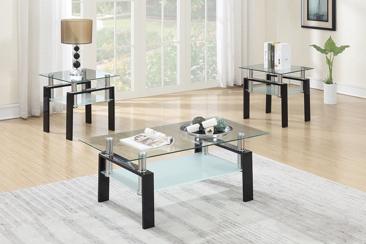 F3147 Living Room 3-Pcs Table Set