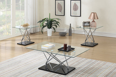 F3149 Living Room 3-Pcs Table Set