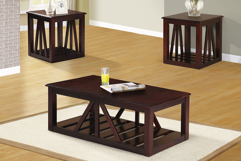 F3151 Living Room 3-Pcs Table Set