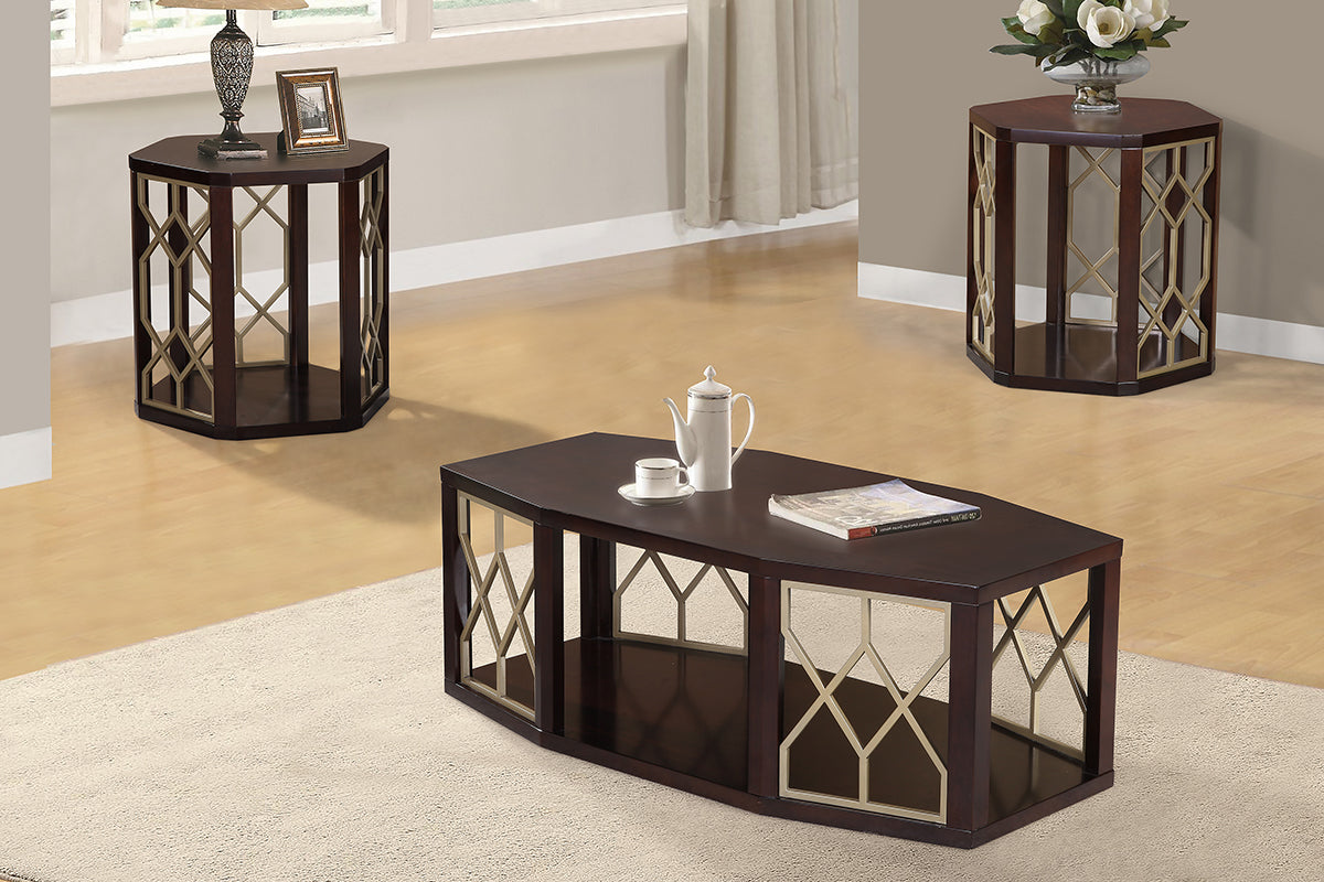 F3152 Living Room 3-Pcs Table Set