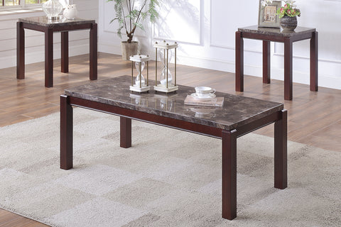 F3157 Living Room 3-Pcs Table Set