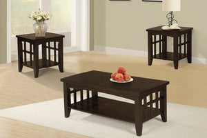 F3183 Living Room 3-PCS Coffee Table Set