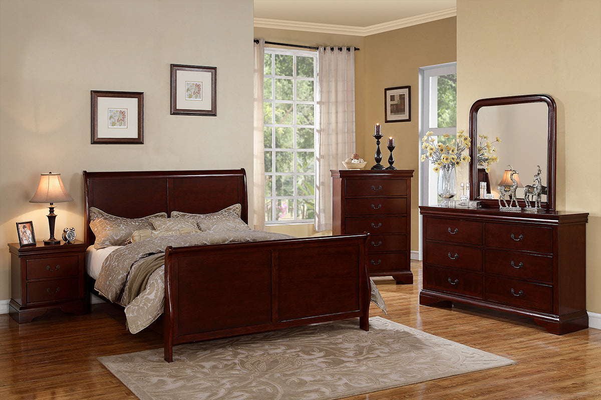 F4735 Bedroom Nightstand