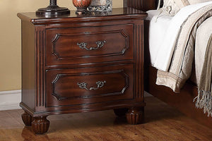 F4821 Bedroom Nightstand