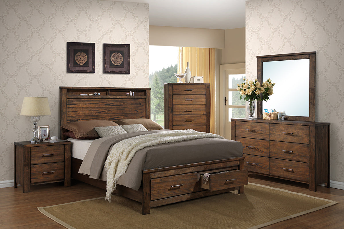 F4881 Bedroom Nightstand