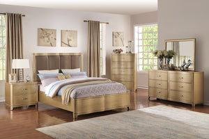 F4891 Bedroom Nightstand