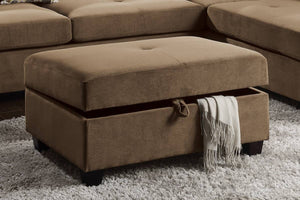 F6428 Living Room Cocktail Ottoman W/Storage