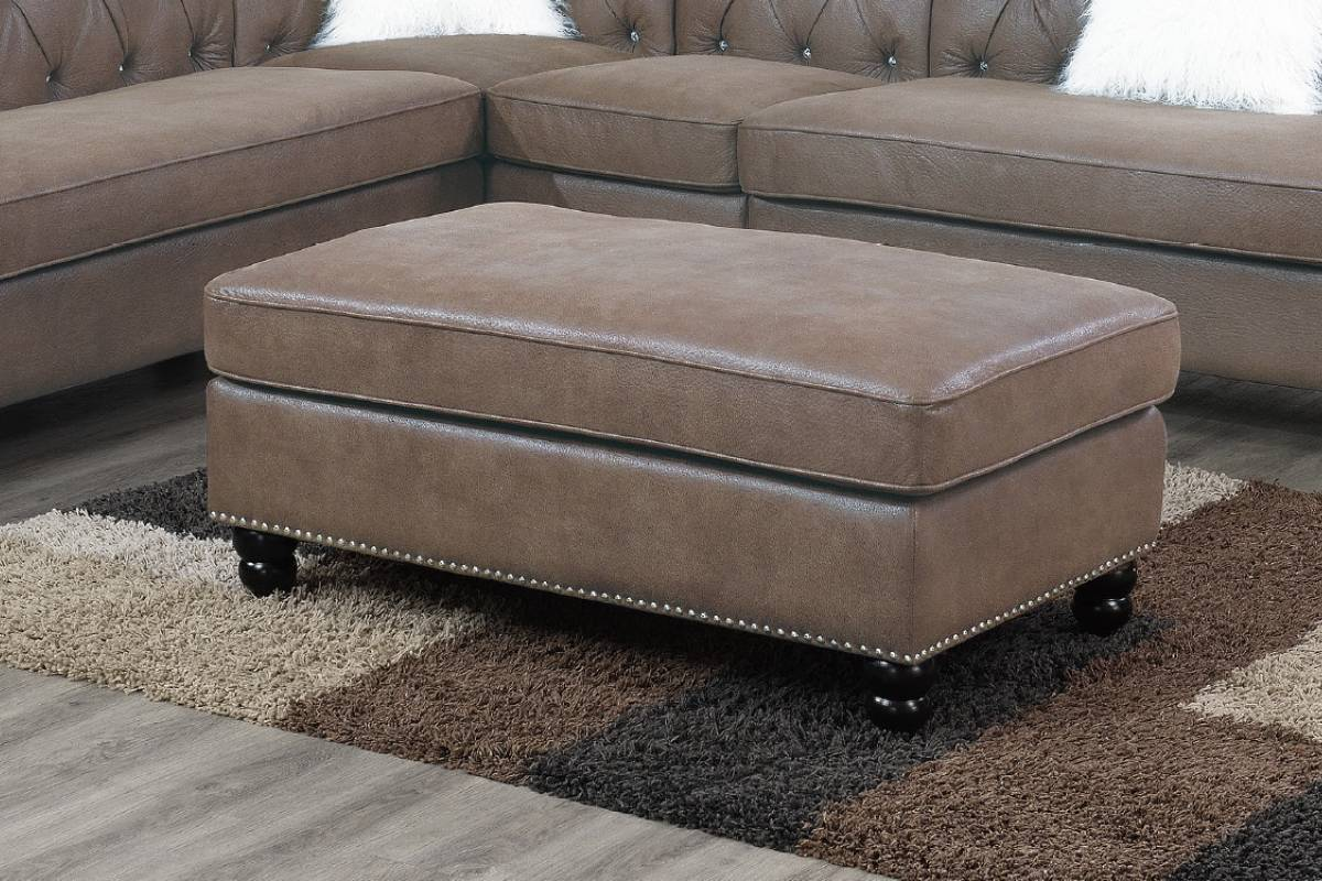 F6439 Living Room XL-Cocktail Ottoman