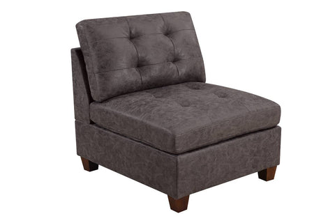 F6445 Living Room Armless Chair