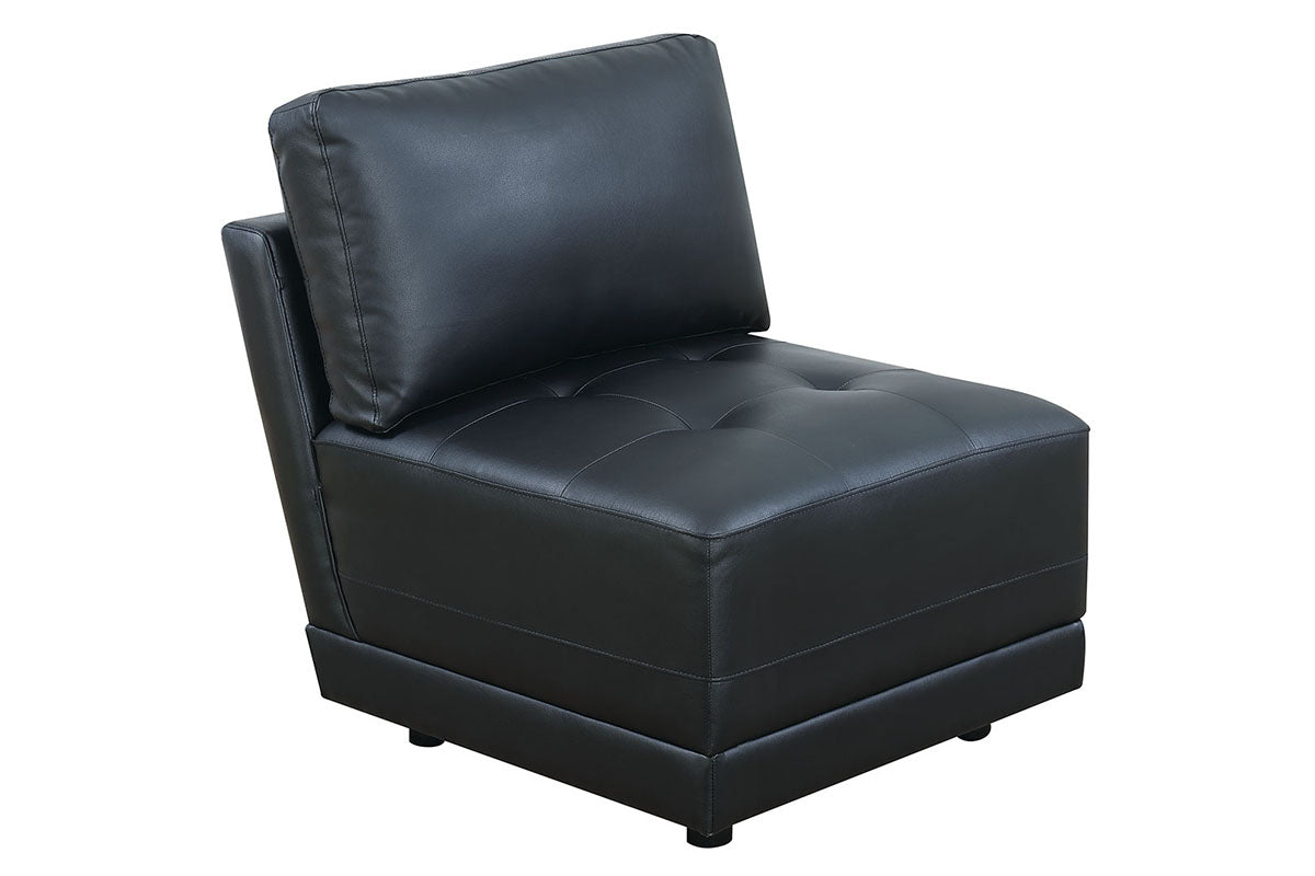 F6562 Living Room Armless Chair