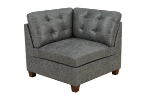 F6566 Living Room Corner Sofa