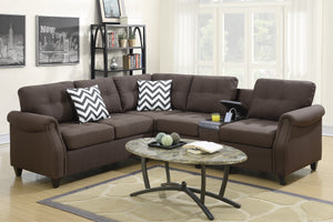 F6596 Living Room Modular Sectional