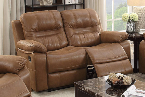 F6646 Living Room Motion Loveseat