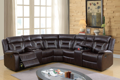 F6649 Living Room Motion Sectional