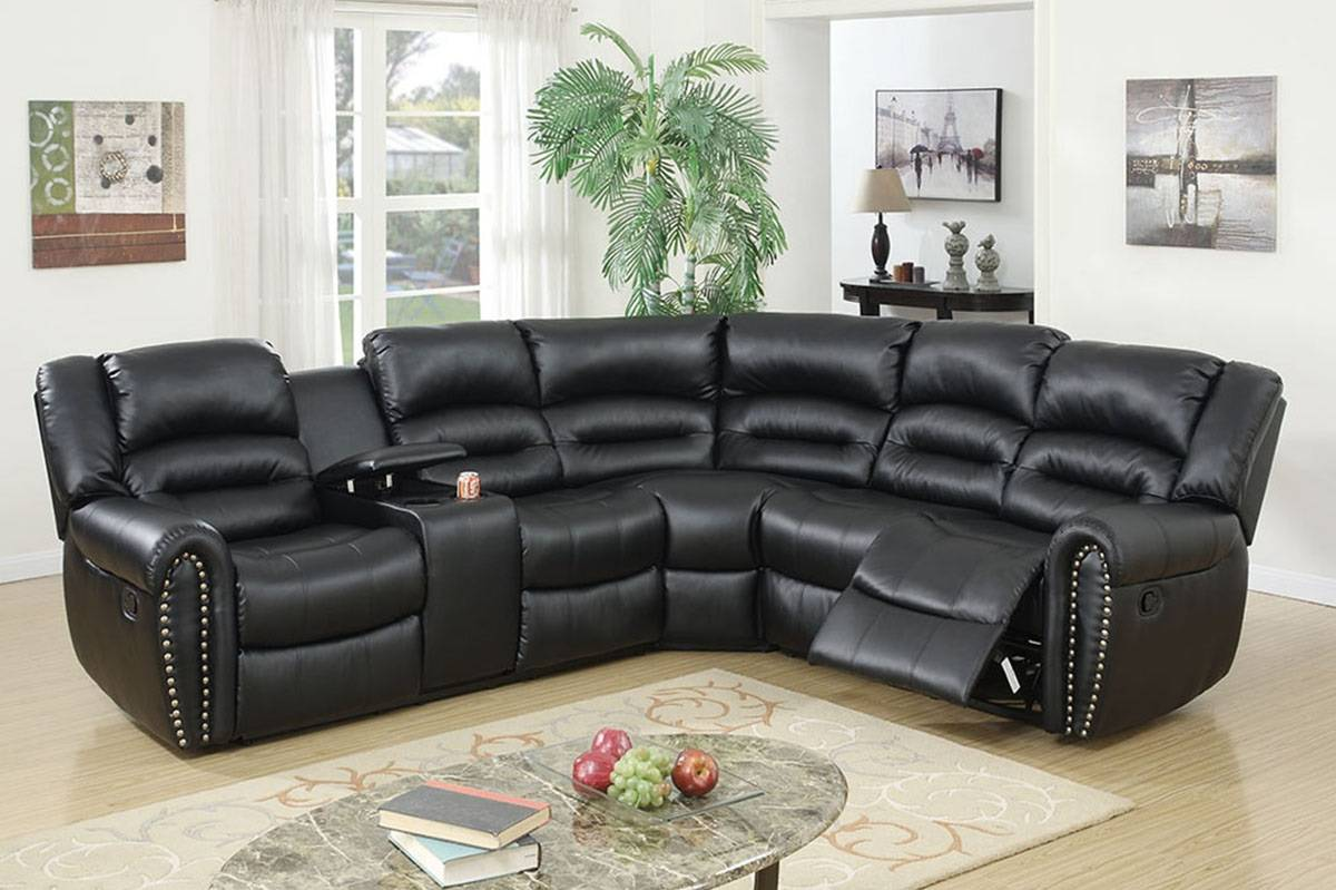 F6743 Living Room Motion Sectional