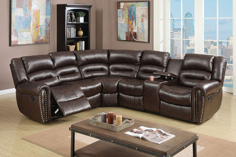 F6744 Living Room Motion Sectional