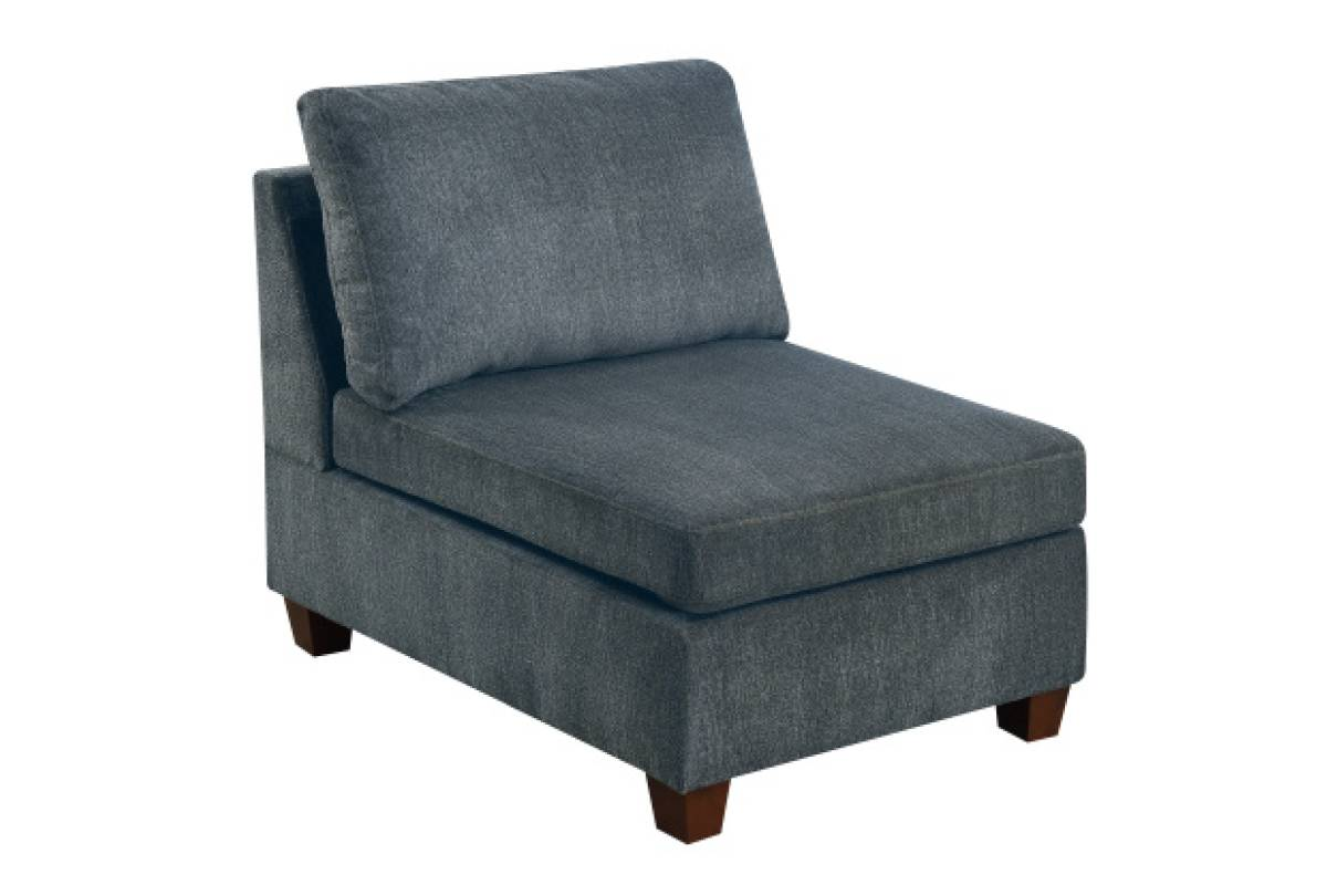F6818 Living Room Armless Chair