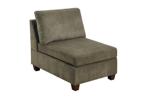 F6833 Living Room Armless Chair