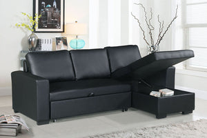 F6890 Living Room Convertible Sectional