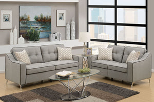 F6892 Living Room 2-Pcs Sofa Set