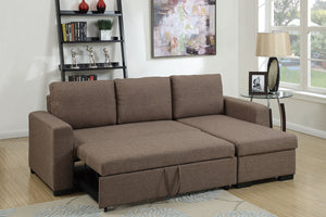F6932 Living Room 2-Pcs Sectional