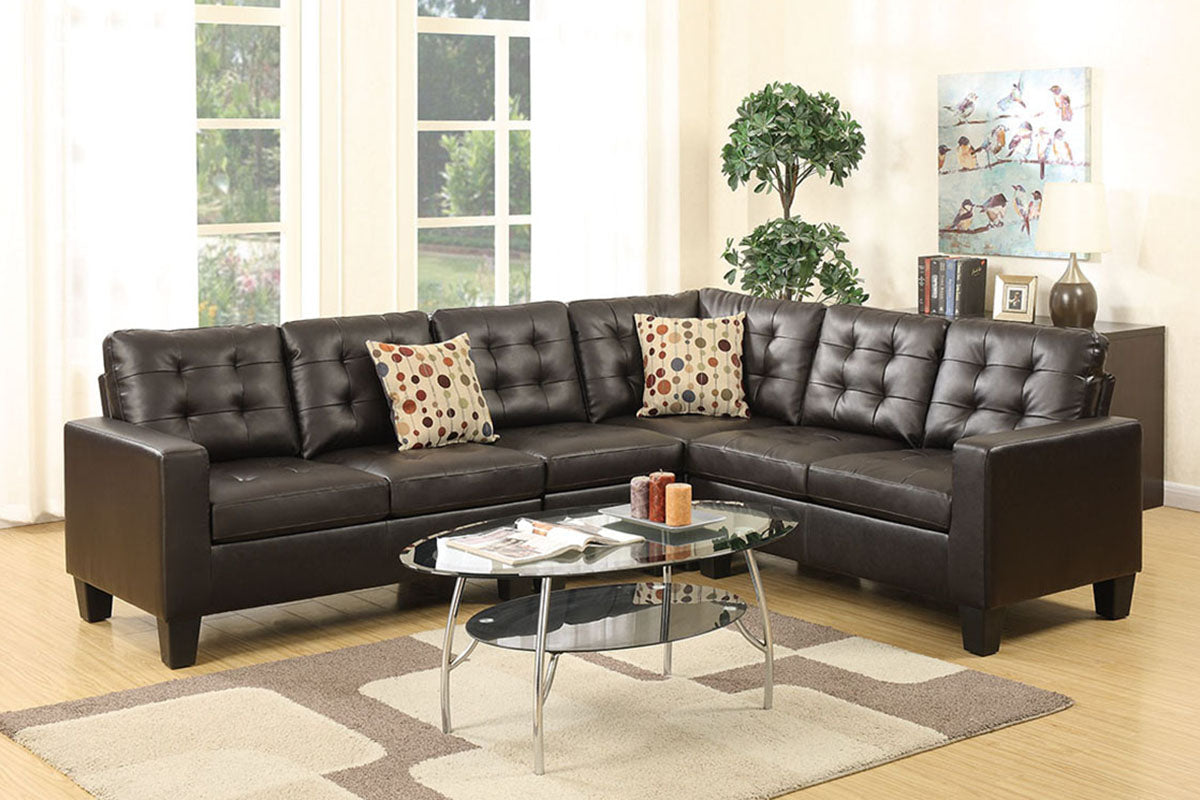 F6939 Living Room 4-Pcs Modular Sectional