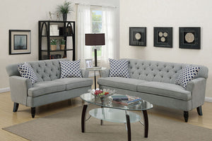 F6940 Living Room 2-Pcs Sofa Set