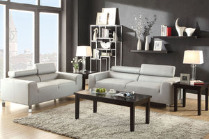 F7265 Living Room 2-Pcs Sofa Set