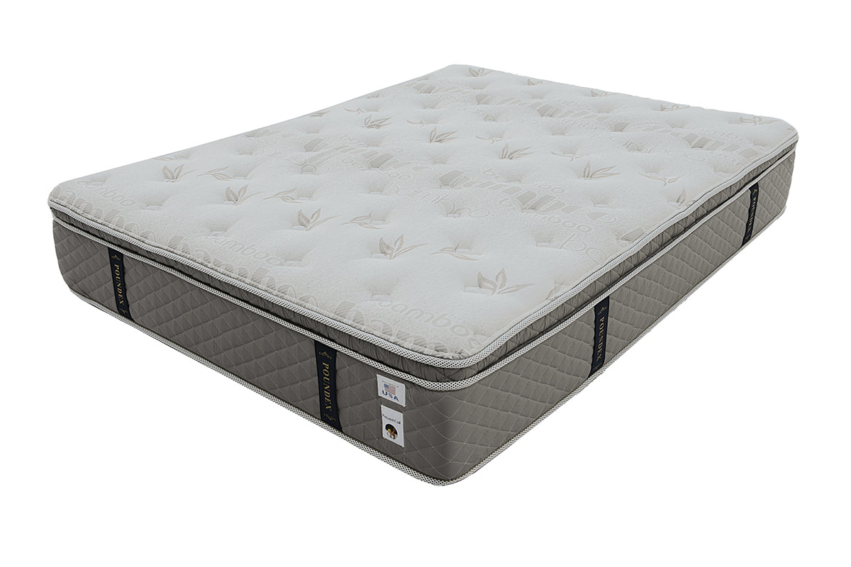 F8000CK Mattresses C.King Foundation