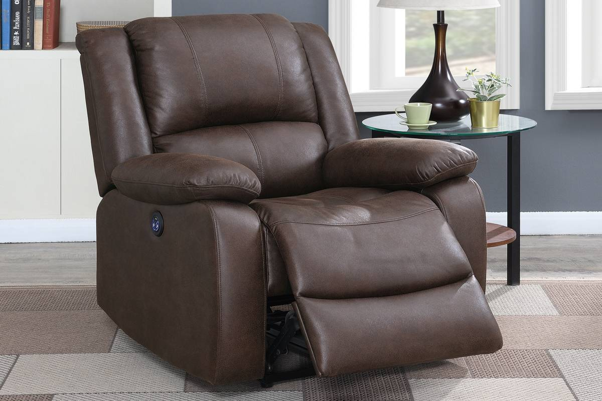 F86037 Living Room Power Recliner