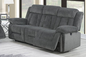 F86203 Living Room Power Motion Sofa