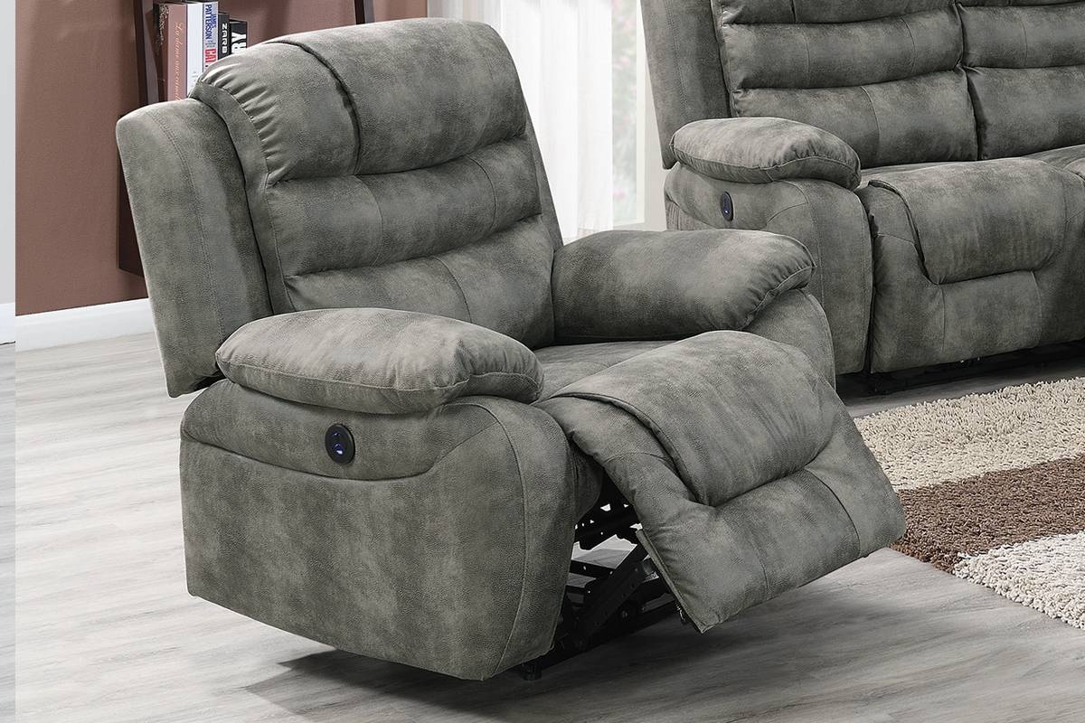 F86254 Living Room Power Recliner