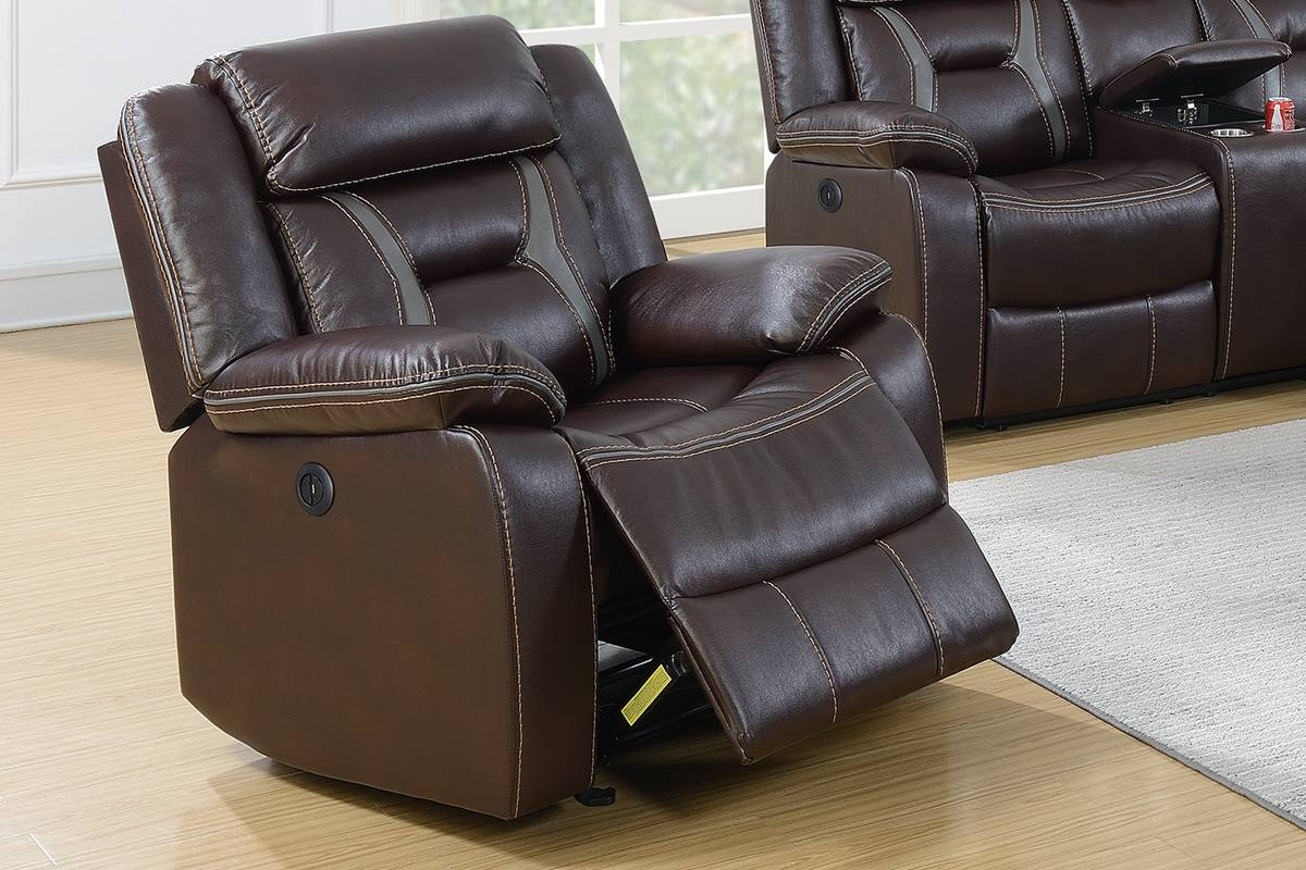 F86294 Living Room Power Recliner