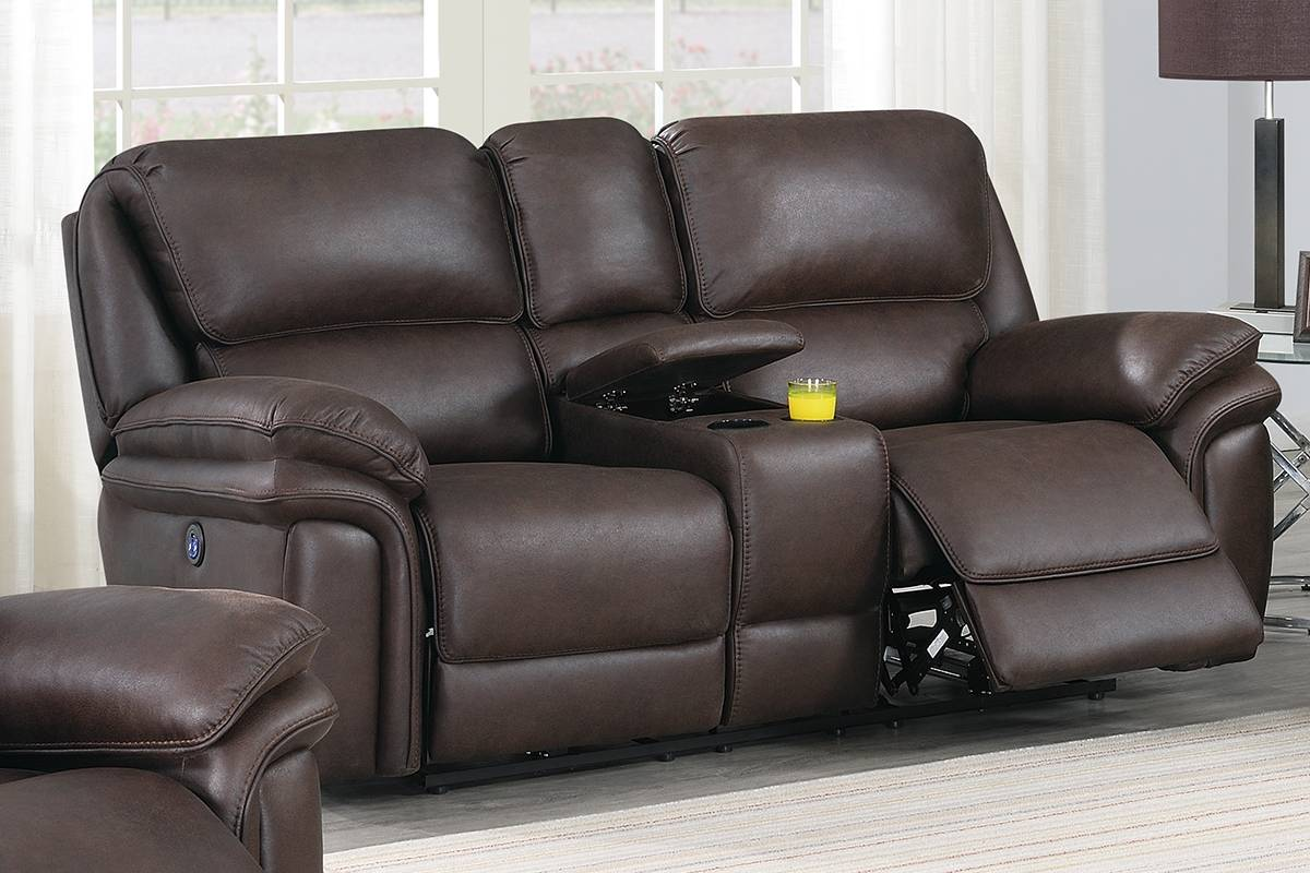 F86305 Living Room Power Motion Loveseat
