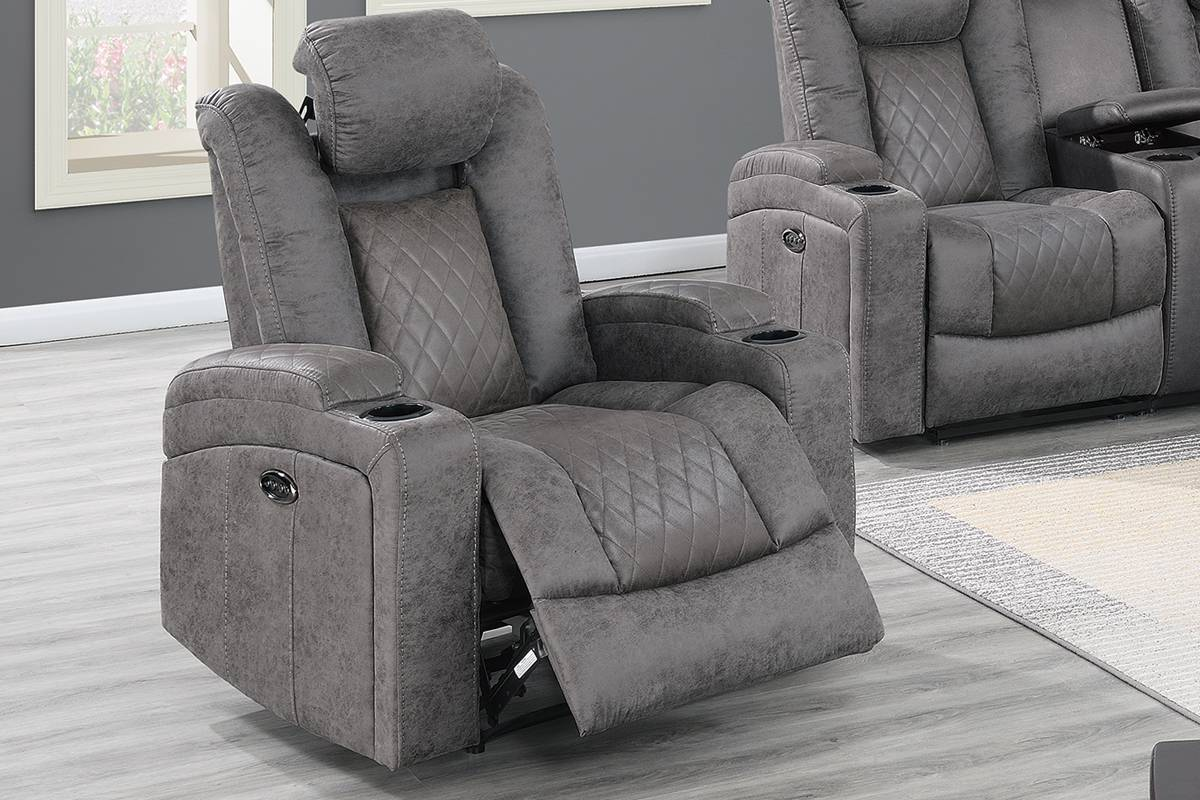 F86321 Living Room Power Recliner