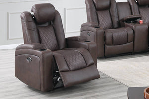 F86324 Living Room Power Recliner