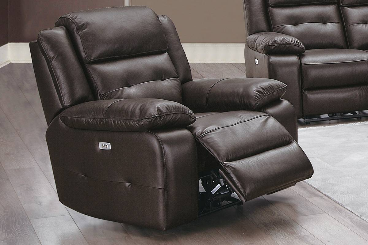 F86507 Living Room Power Recliner