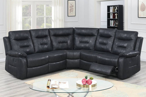 F86606 Living Room Power Motion Sectional