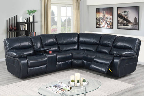 F86614 Living Room Power Motion Sectional