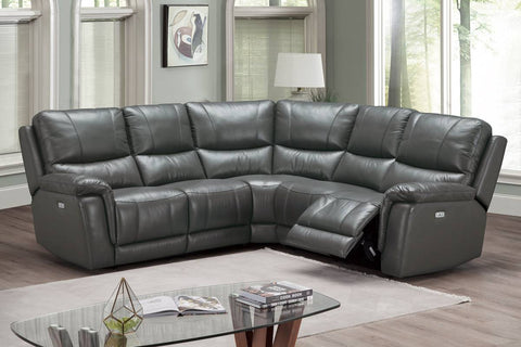 F86752 Living Room Power Motion Sectional