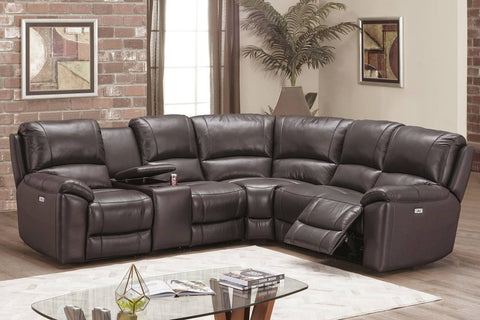 F86753 Living Room Power Motion Sectional