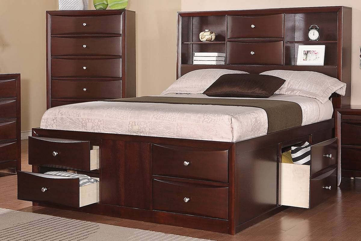 F9234EK Bedroom Eastern King Bed