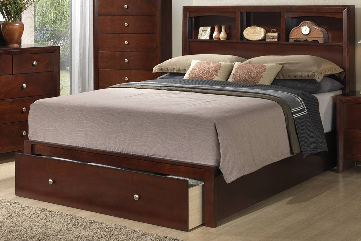 F9282EK Bedroom Eastern King Bed