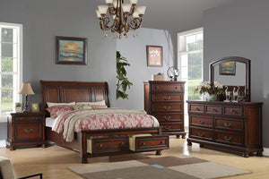 F9290Q Bedroom Queen Bed