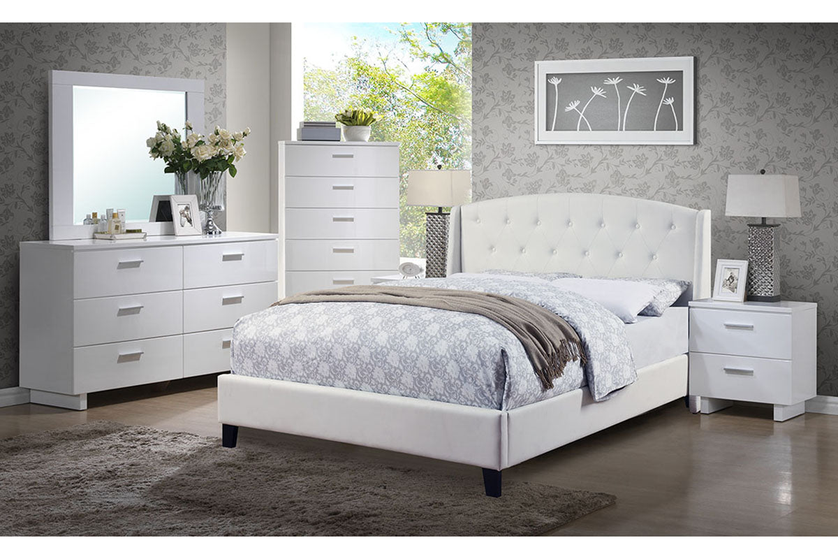 F9296EK Bedroom Eastern King Bed