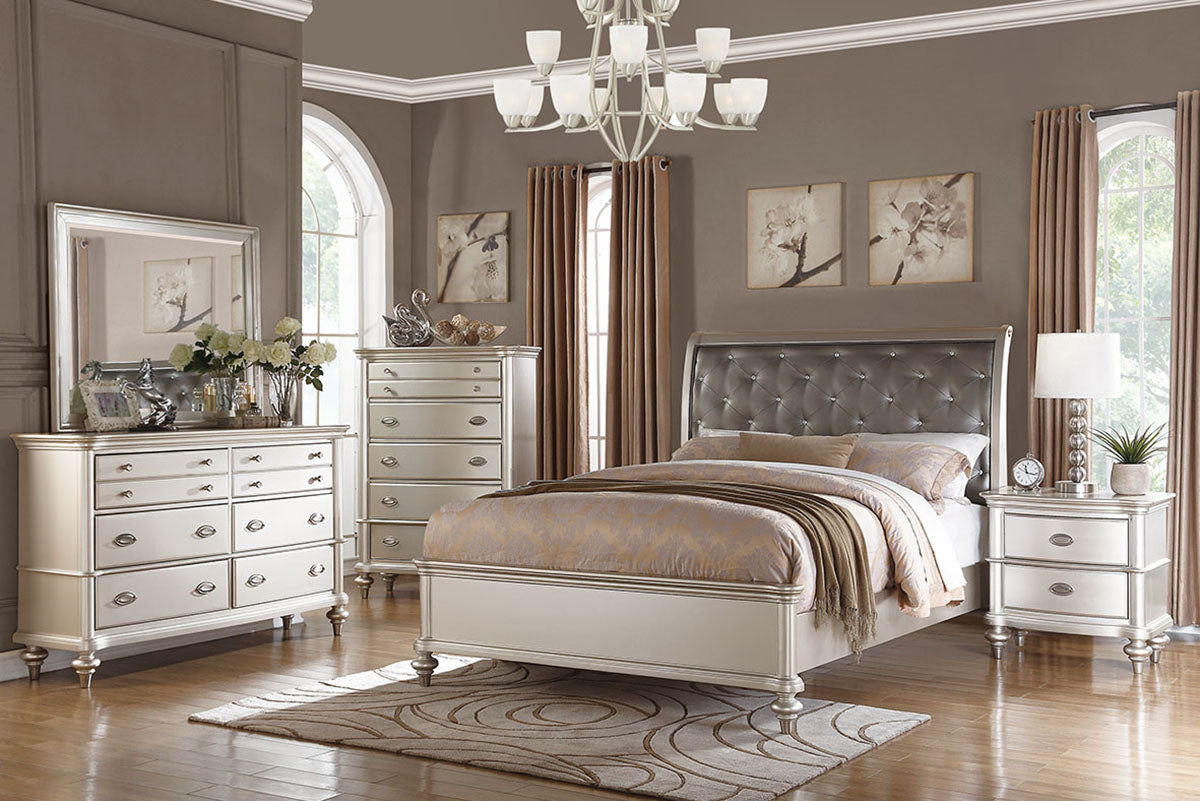 F9317CK Bedroom Calif. King Bed