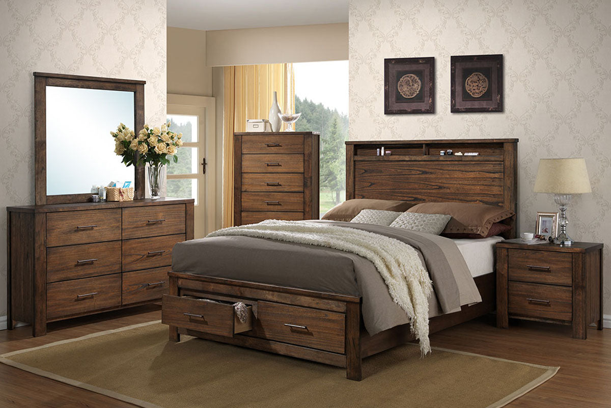 F9329Q Bedroom Queen Bed