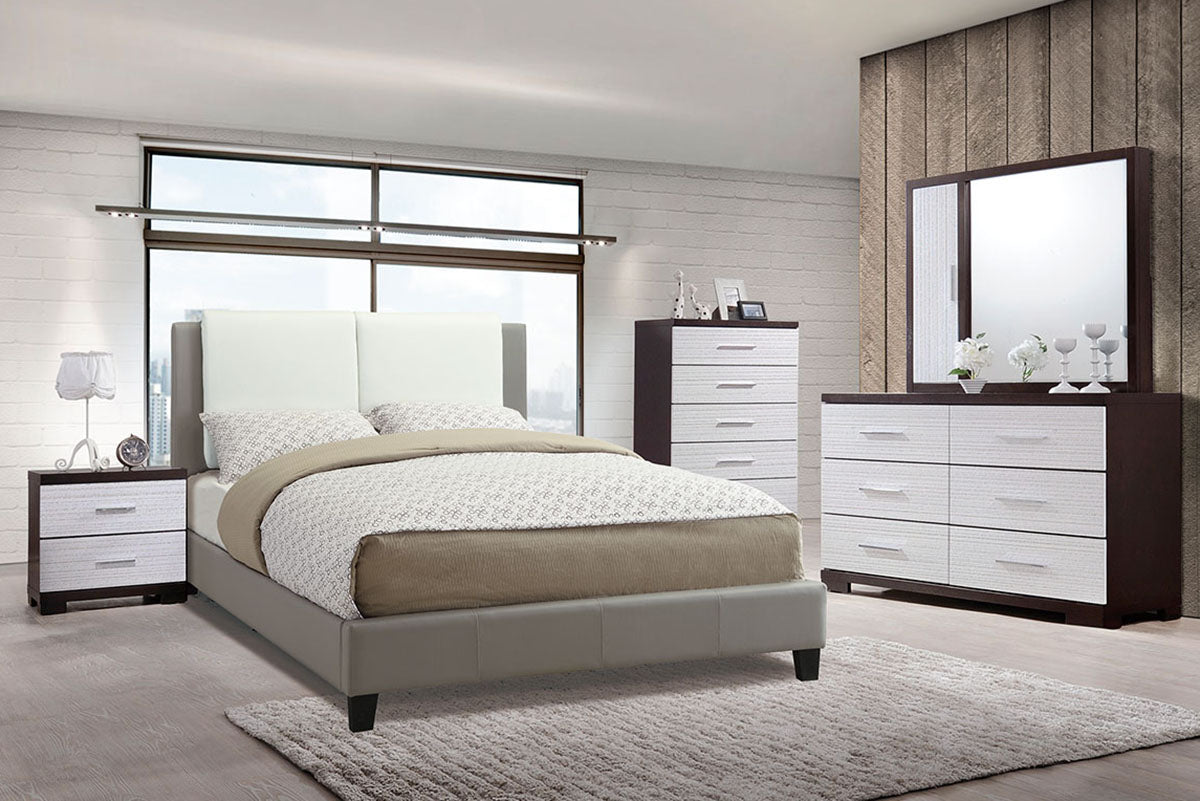 F9337Q Bedroom Queen Bed