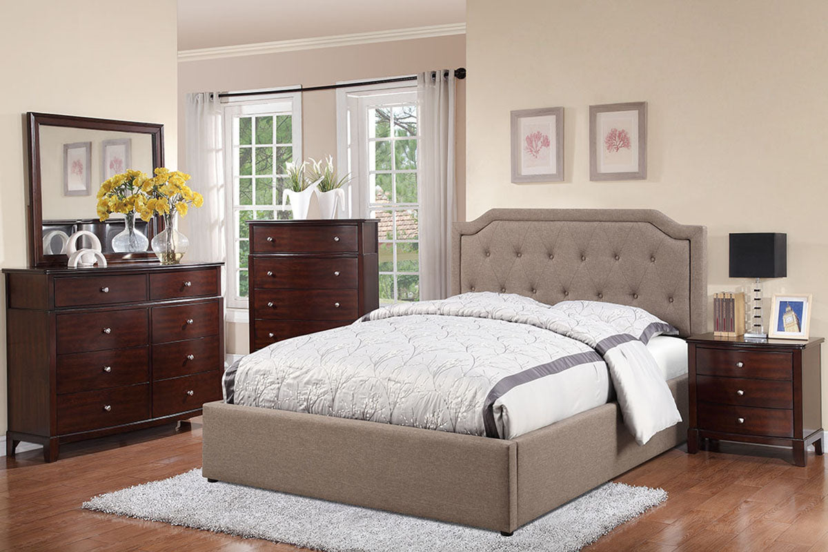 F9348F Bedroom Full Size Bed